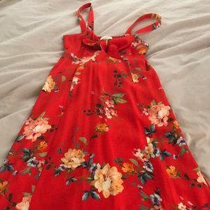 Yumi Kim floral maternity dress